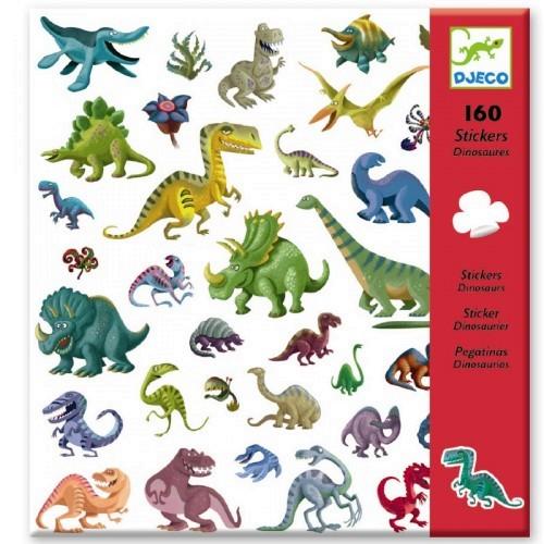 Djeco Stickers Dinosaurier