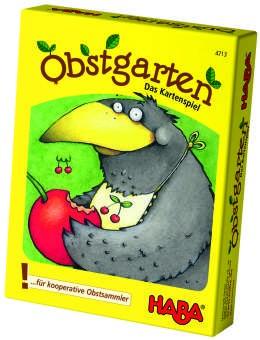 Haba Obstgarten Kartenspiel