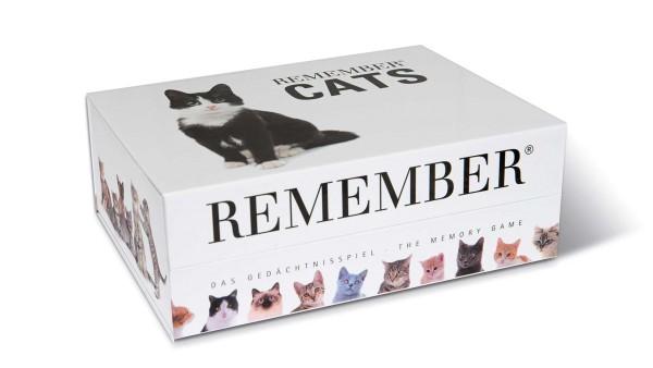 Remember Gedächtnisspiel Cats