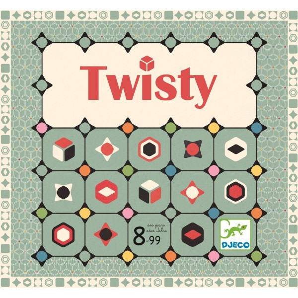 Djeco Spiel: Twisty