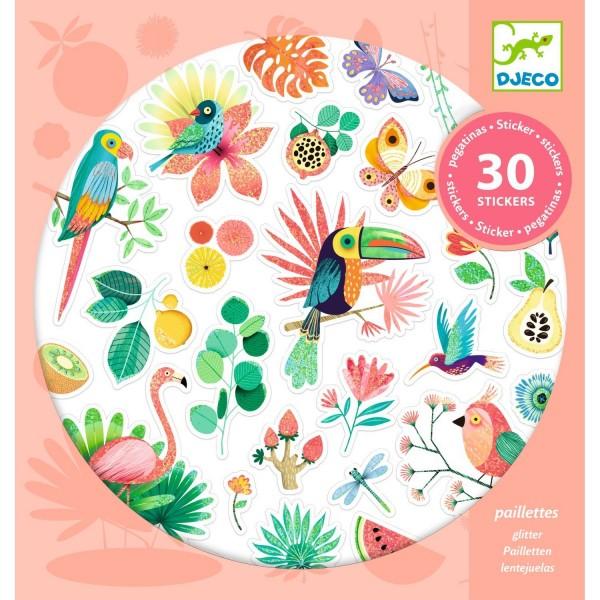 Djeco Sticker: Paradies